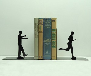 Zombie Bookends Perfect for Your Walking Dead Collection