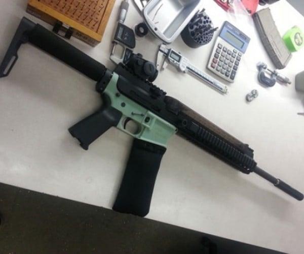 3D-Printed Gun Fires off Six Shots Before Going Kaput