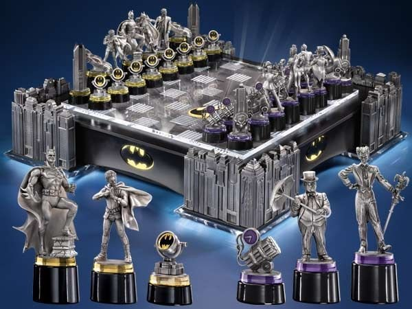 Batman Chess