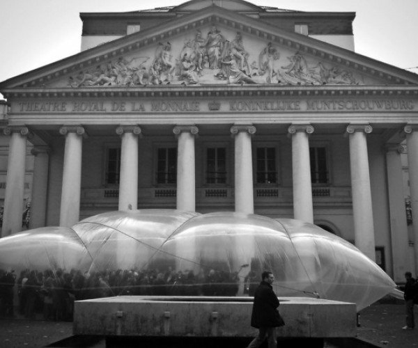 Bubble Outdoor Room: You Could Just Use a Tent