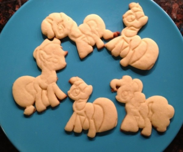 Custom 3D-Printed Cookie Cutters Give You Awesomely Custom Cookies