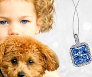 DNA2Diamonds: Wear Your Dead Pets Around Your Neck