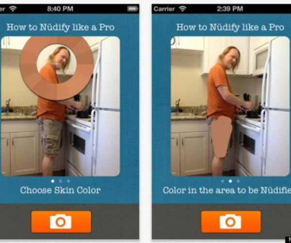 Nudifier App Lets You Nudify Your Pics, Sort of