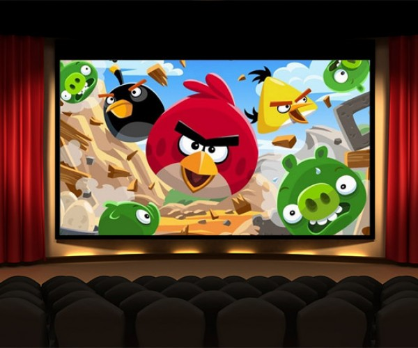 Angry Birds Movie Flies Forward