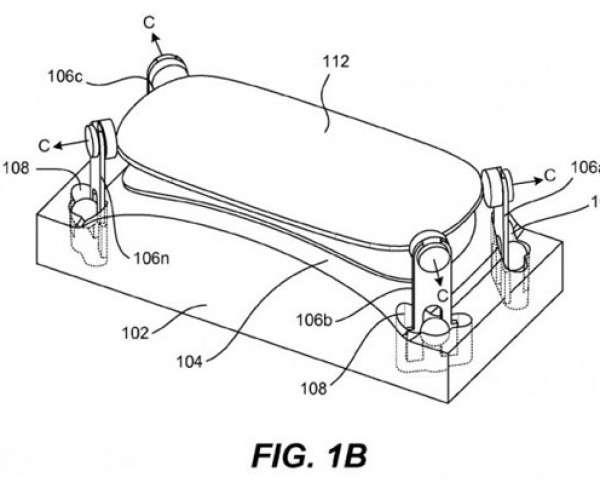 Apple Patent Application Shows How It Wants to Bend Glass