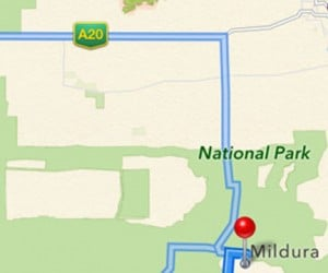"Australian Police Deem iOS Maps Unsafe & ""Potentially Lethal"""