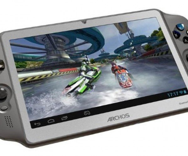 Archos GamePad Android Gaming Tablet Launches in Europe