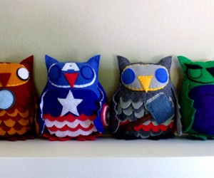 Avengers Owls: Give a Hoot and Assemble Already!