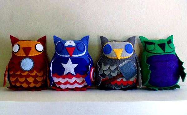 avengers owls 1