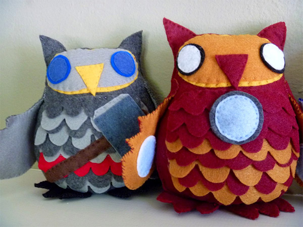 avengers owls 2