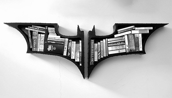 batman_bookshelf - Buy Bookshelves