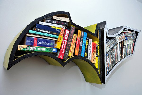 batman bookshelf 3