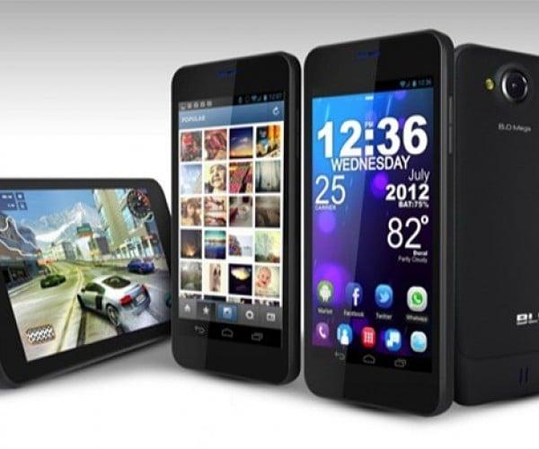BLU Vivo 4.65 HD Unlocked Android 4 Smartphone Announced