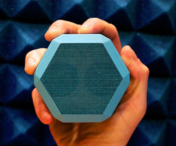 Boombot REX: The Siri-Enabled Bluetooth Speaker