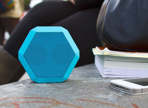 boombot rex bluetooth speaker face photo