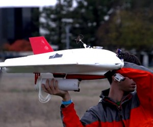 Burrito Bomber Drone Delivery System: Your Move, TacoCopter