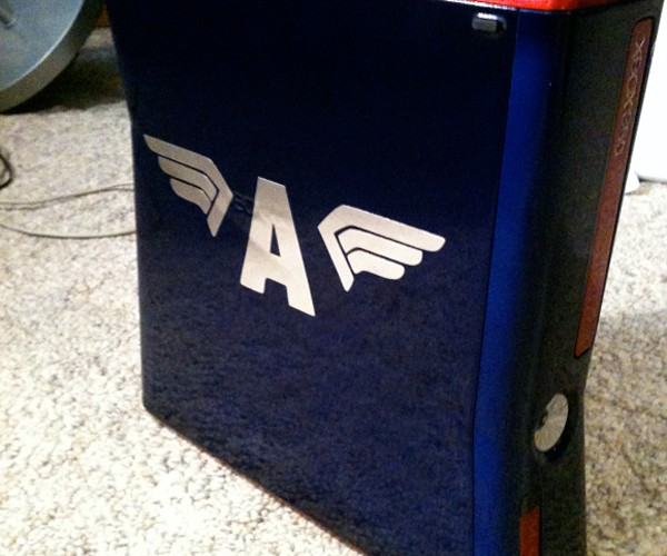 captain america xbox 360 mod by zim props zachariah cruse 2