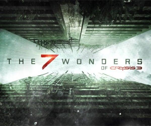 "Albert Hughes Directs ""The 7 Wonders of Crysis 3″ Cinematic Series"