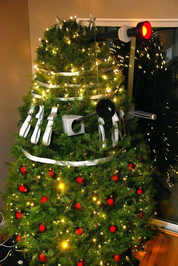 dalek_christmas_tree