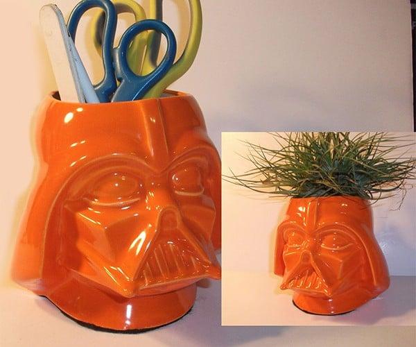 Darth Vader Desk Caddy: Luke, I Am Your Organizer!