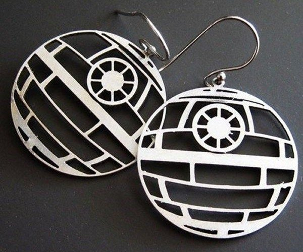 That's No Earring, It's a Death Star!