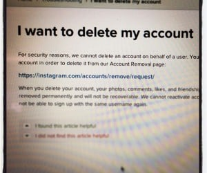How to Delete Your Instagram Account (and Save Your Images)