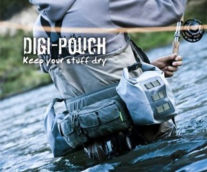 SmithFly Digi Pouch: Your Gadgets Can Go Fishing!