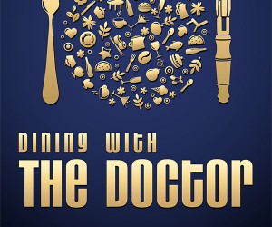Dining with the Doctor: Cooking for Whovians