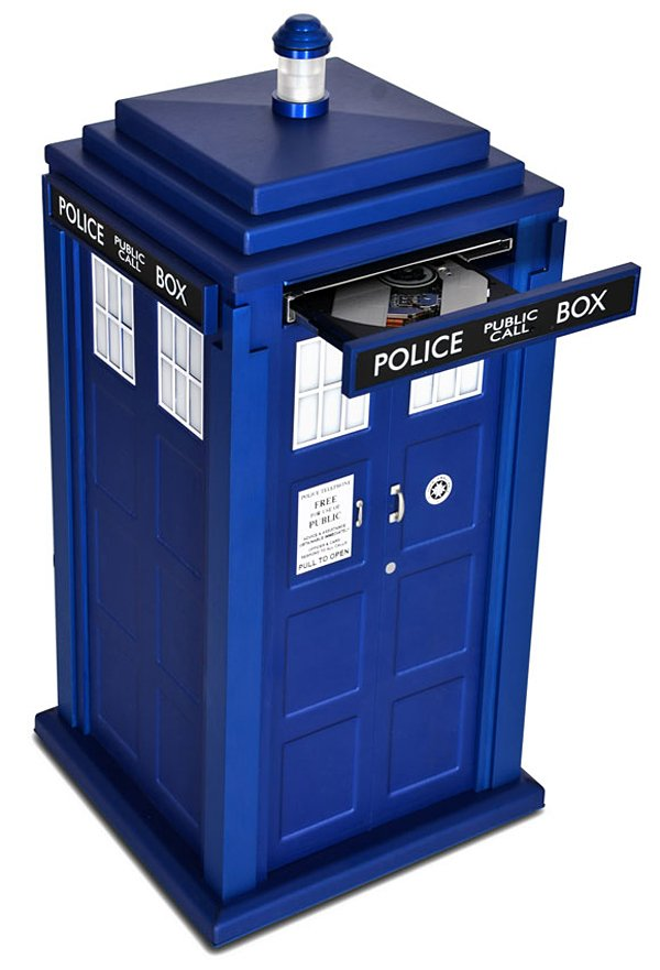 doctor who tardis pc scan computers
