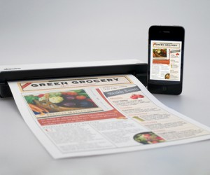 Doxie Go Scanner: For Those Still Dealing with Mounds of Paper