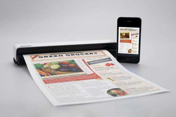 doxie go scanner document portable mobile