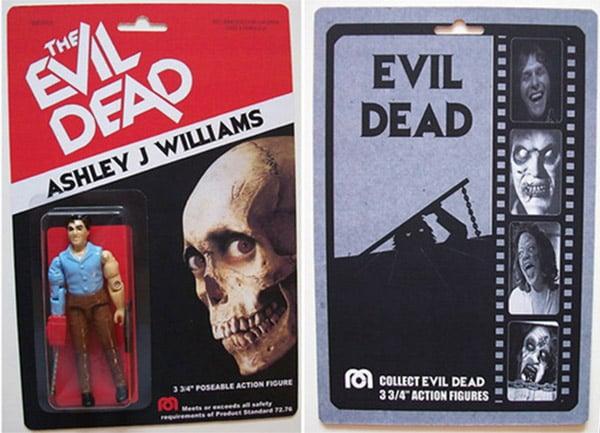 evil dead action figure