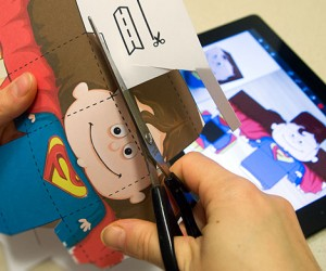 Foldify App Lets Everyone Be a Papercraft Artist