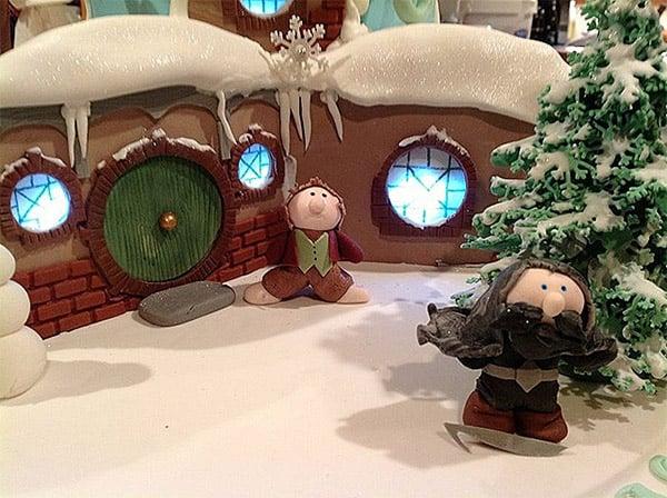 hobbit cake 2