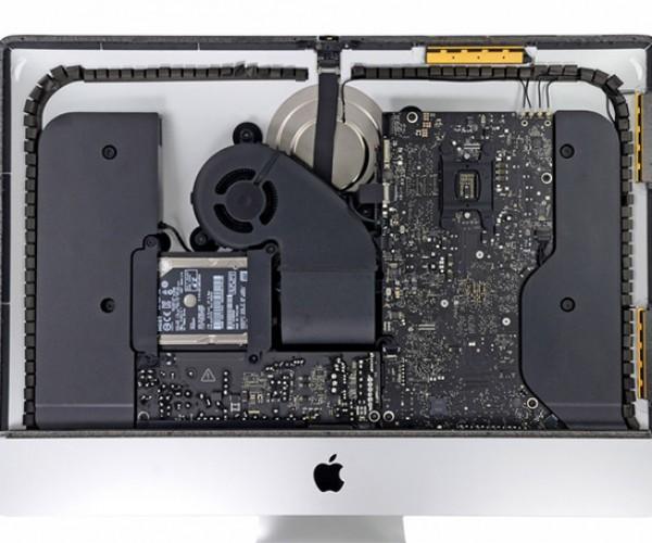 """2012 iMac """"Assembled in USA"""""""