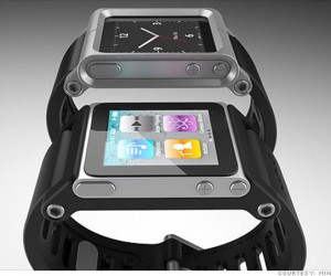 Apple and Intel Rumored to Team up for Smartwatch in 2013