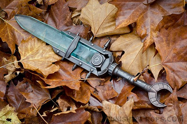 keening skyrim dagger replica by bill doran