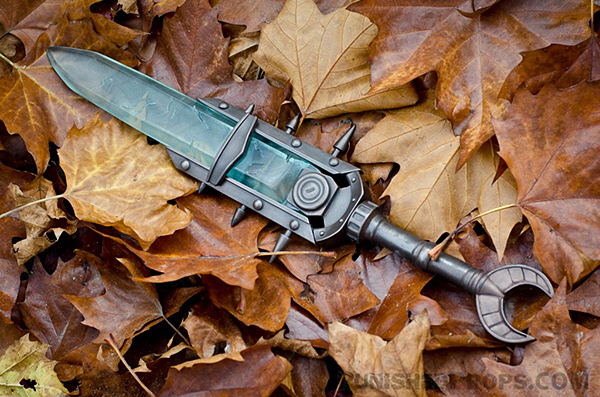 keening skyrim dagger replica by bill doran