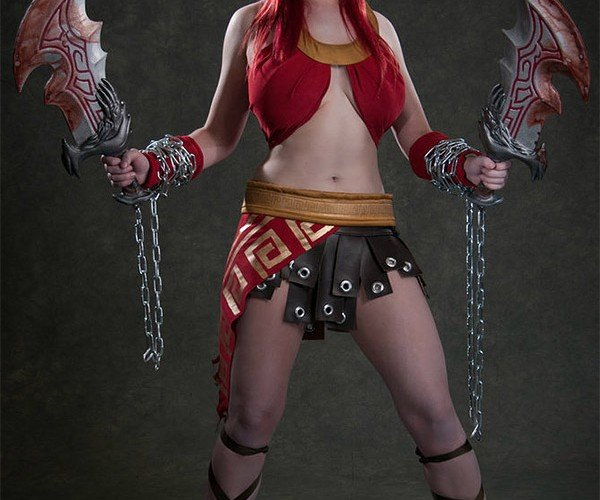 Kratos: Goddess of War