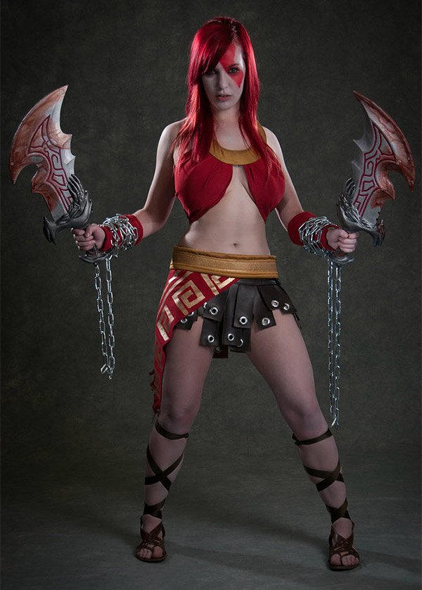 kratos goddess of war