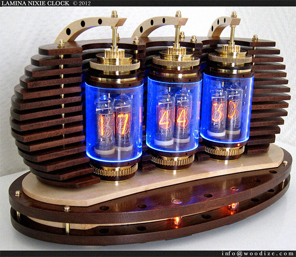 lamina nixie clock 1