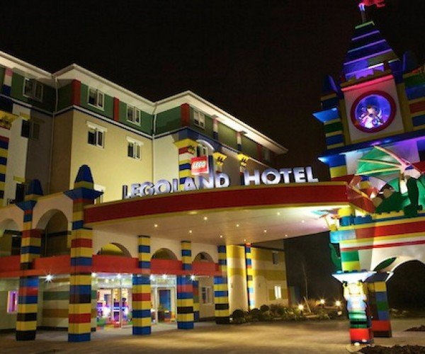 LEGO Hotel Coming to LEGOLAND California