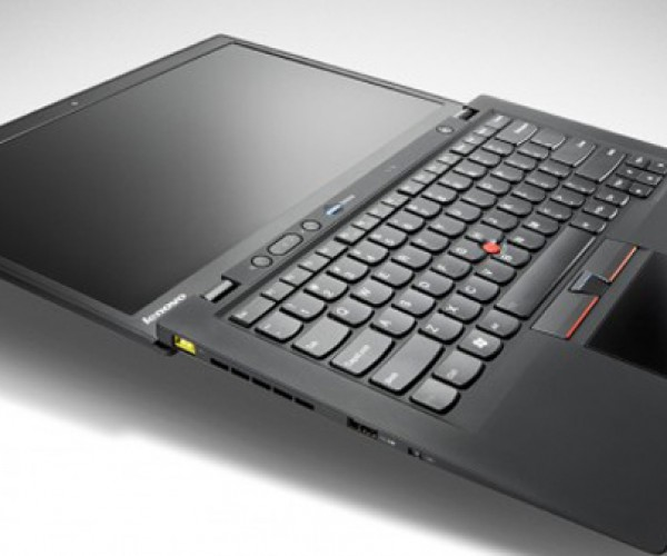 Lenovo X1 Carbon Touch Ultrabook Lightens up with Carbon Fiber