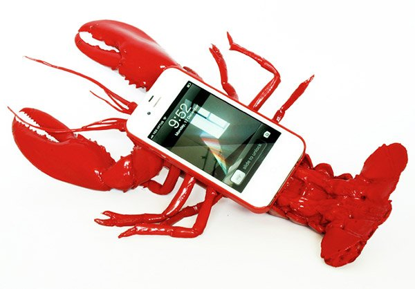 lobster iphone case 1