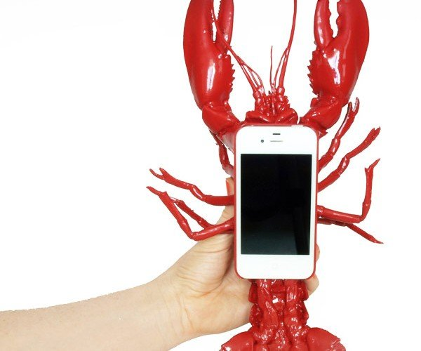 Lobster Got Your Phone? Yeah, Mine Too