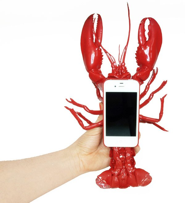 lobster iphone case 2