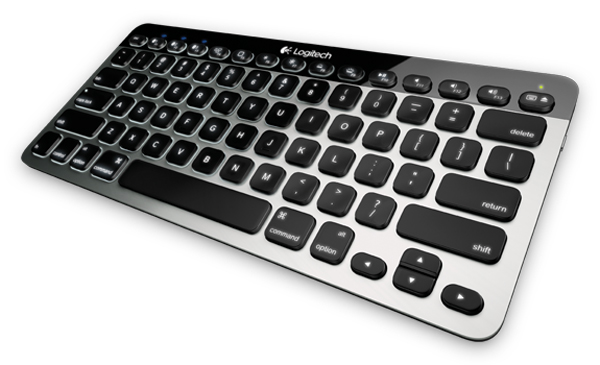 logitech keyboard bluetooth mac wireless