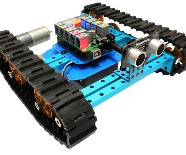 MakeBlock Construction Platform: Aluminum LEGO