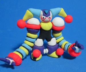 mega man clay miniature figures by ricardo becker 6 300x250