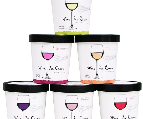 Wine-Infused Ice Cream: Get Häagen-Dazed